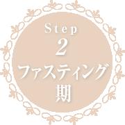 Step2 ファスティング期