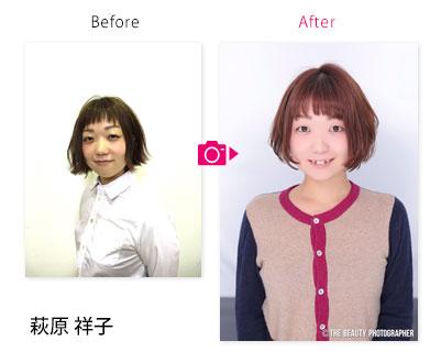 萩原 祥子