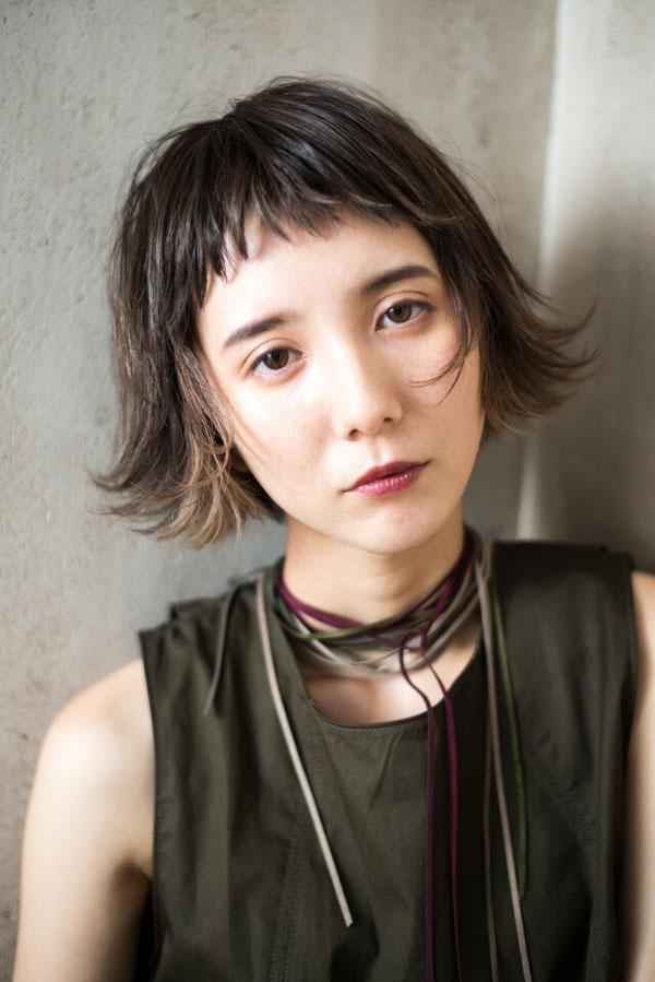 サロンスタイル部門 堀田 奈緒美